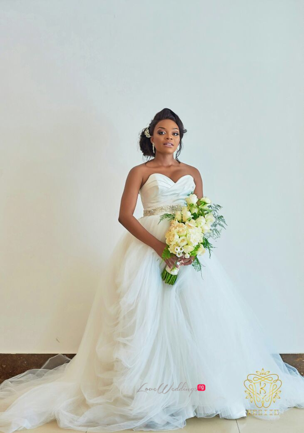 Nigerian Bride Wanni Fuga LoveWeddingsNG