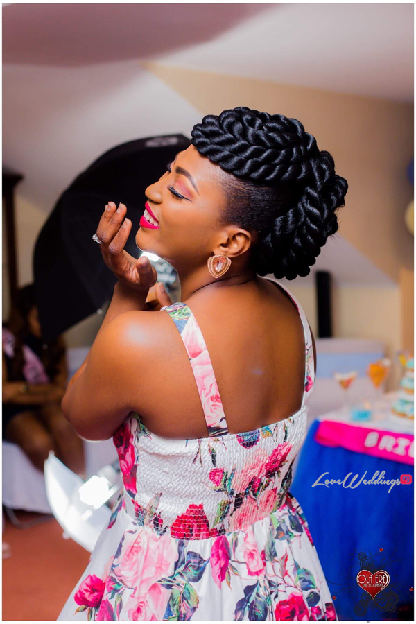 Nigerian Denim Themed Bridal Shower Adiat LoveWeddingsNG