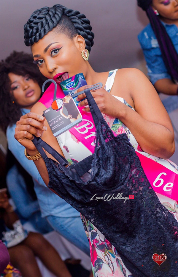 Nigerian Denim Themed Bridal Shower Gift Ideas Adiat Friend LoveWeddingsNG