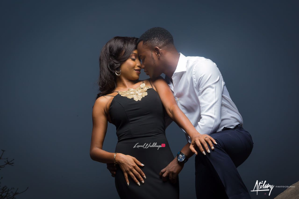 Nigerian Engagement Shoot #TKTheWedding LoveWeddingsNG 6