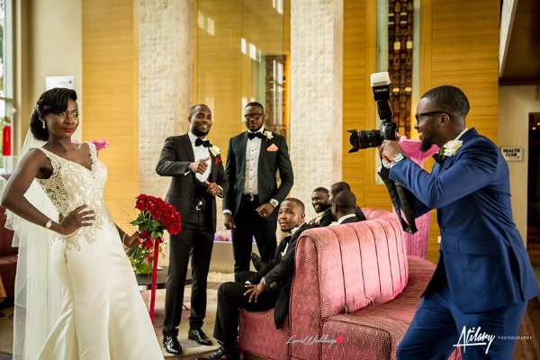 Nigerian Photographer Groom Fatou and Obinna Ifedi #FOBI17 2706 Events LoveWeddingsNG