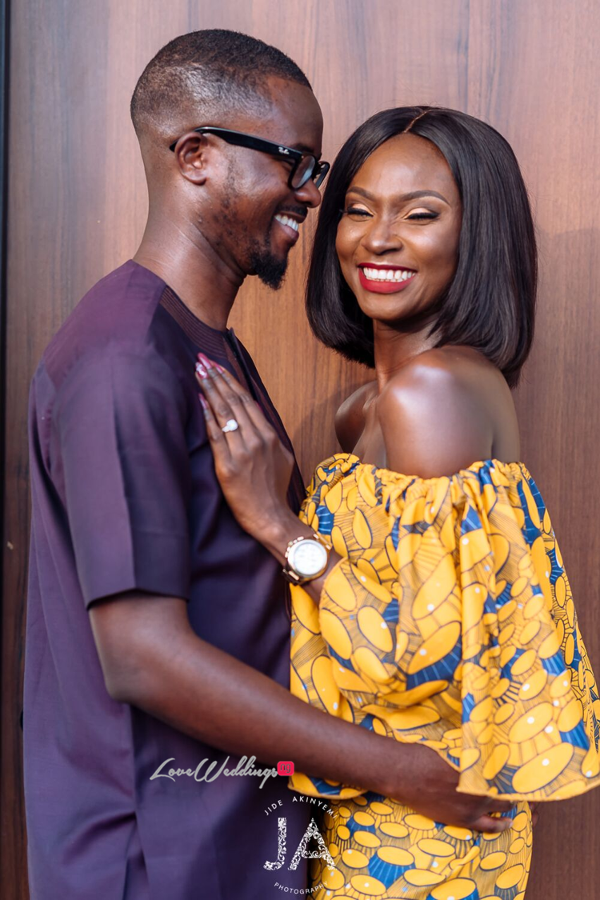 Nigerian PreWedding Inspiration Fatou and Obi LoveWeddingsNG 10