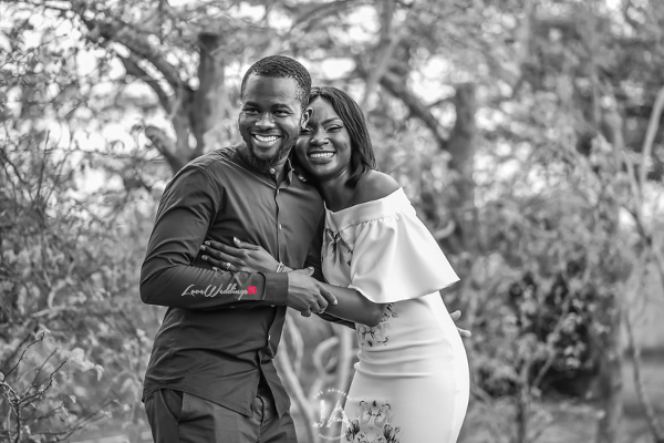 Nigerian PreWedding Inspiration Fatou and Obi LoveWeddingsNG