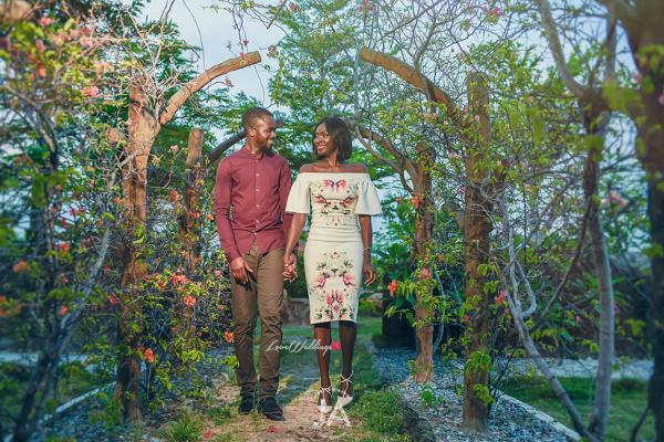 Nigerian PreWedding Inspiration Fatou and Obi LoveWeddingsNG 2