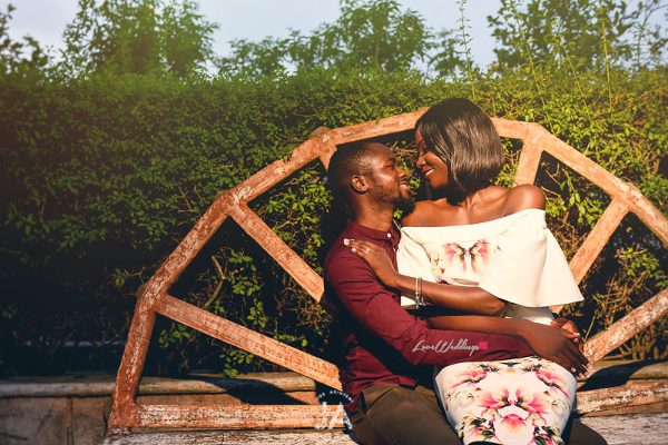 Nigerian PreWedding Inspiration Fatou and Obi LoveWeddingsNG 4