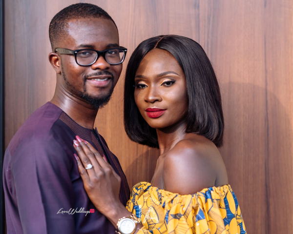 Nigerian PreWedding Inspiration Fatou and Obi LoveWeddingsNG 8