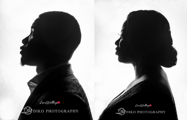 Meet the Smiths: Ijeoma & Owolabi | Diko Photography