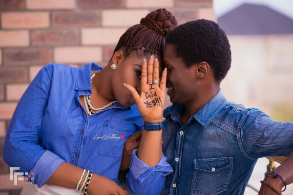 "How ""Occupy Nigeria"" brought Adejoke & Adetola closer"