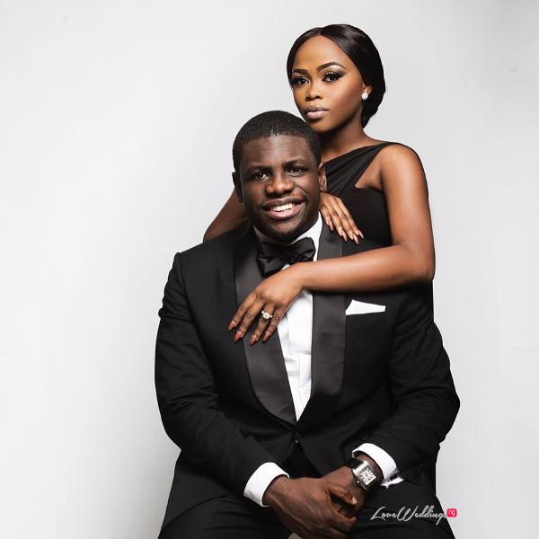 Nigerian PreWedding Shoots We Love #BToks17 LoveWeddingsNG