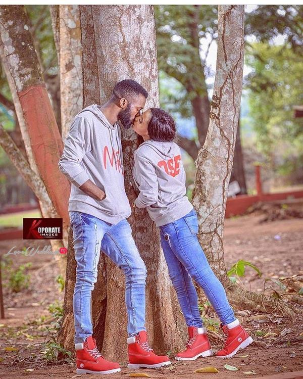 Nigerian PreWedding Shoots We Love Koporate Images LoveWeddingsNG