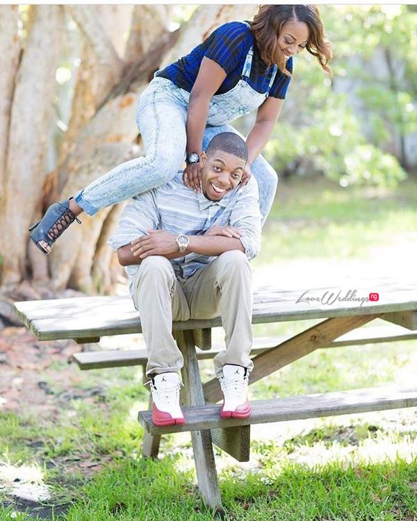 Nigerian PreWedding Shoots We Love Play LoveWeddingsNG