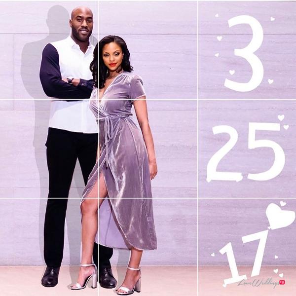 Nigerian PreWedding Shoots We Love Save the Date LoveWeddingsNG