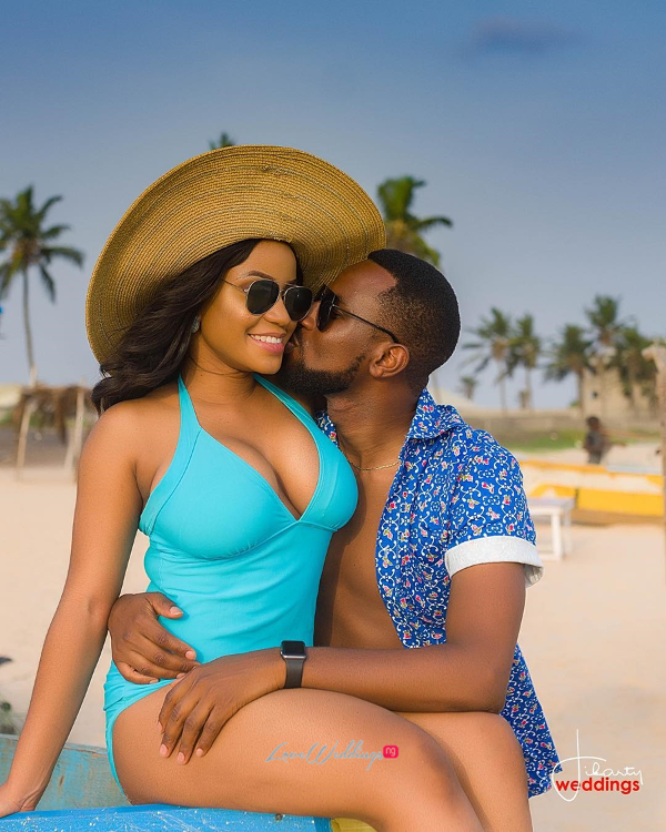 Nigerian PreWedding Shoots We Love #TheOsolus2017 Libarty Studios LoveWeddingsNG