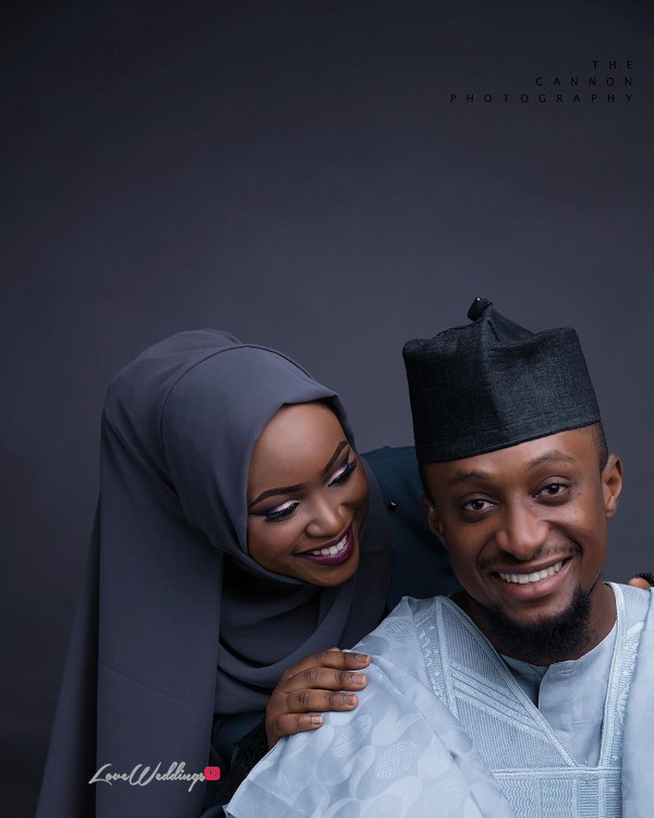 Nigerian PreWedding Shoots We Love Xeenah & Farouk The Cannon Photography LoveWeddingsNG 1