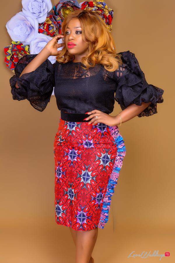 Nigerian Style Influencer Ella Mo LoveWeddingsNG 10