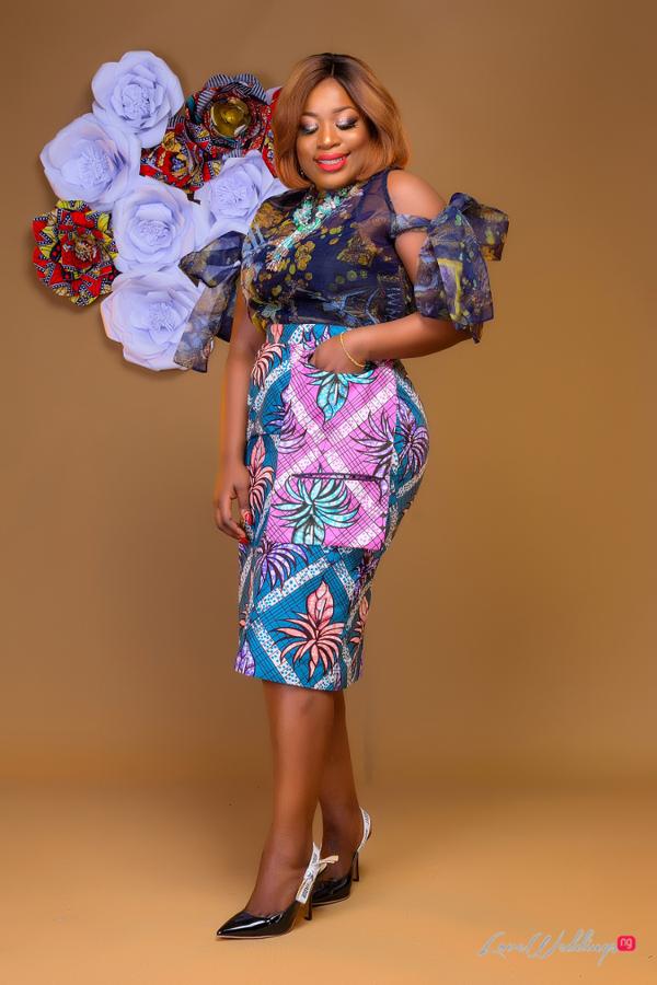 Nigerian Style Influencer Ella Mo LoveWeddingsNG 6
