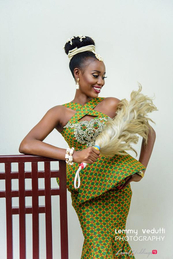 Nigerian Traditional Bride Dr. Chioma & Dr. Onyedika Lemmy Vedutti Photography LoveWeddingsNG