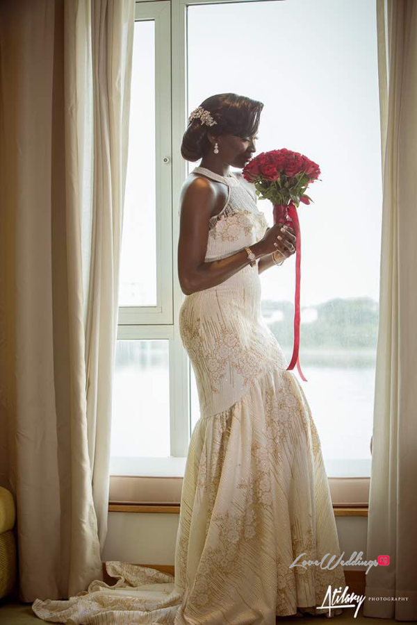 Nigerian Vow Renewal Wedding Fatou and Obi LoveWeddingsNG 2