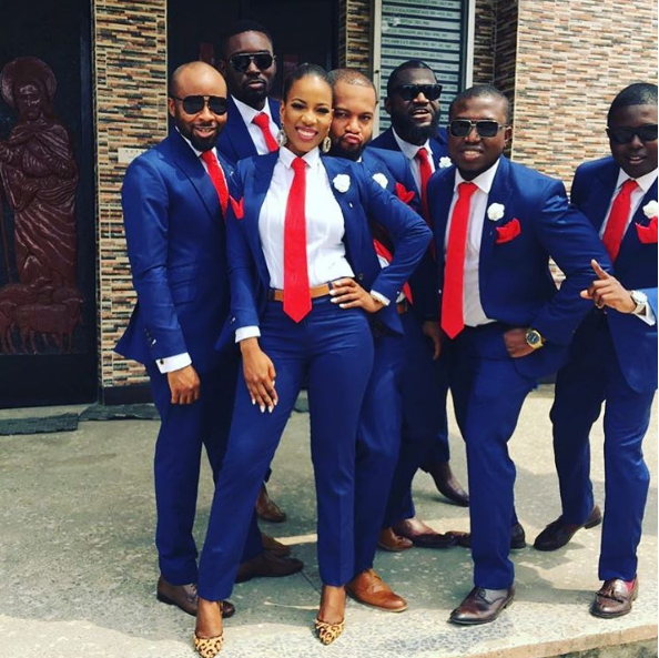 The Nigerian Best Woman LoveWeddingsNG 2
