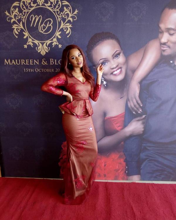 Adesua Etomi AMVCA Nigerian Wedding Guest Style Inspiration LoveWeddingsNG 2