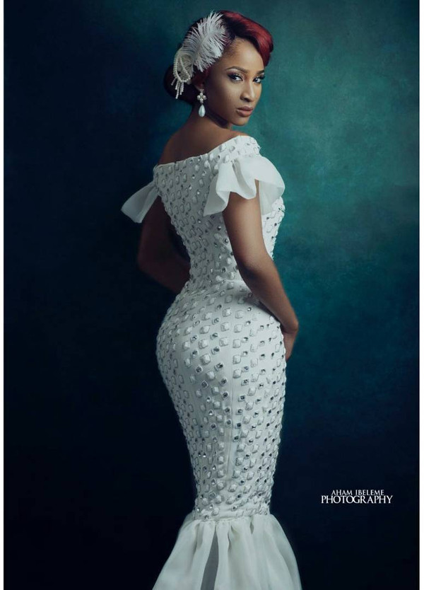 Adesua Etomi Nigerian Bridal Inspiration LoveWeddingsNG