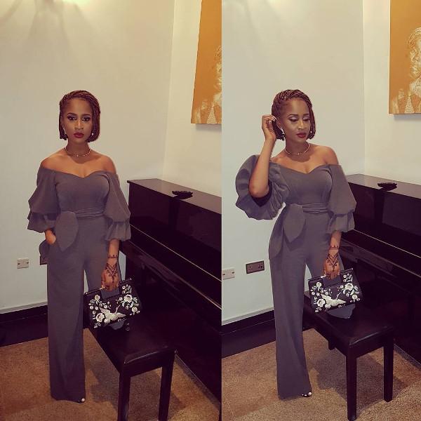 Adesua Etomi Nigerian Wedding Guest Style Inspiration LoveWeddingsNG