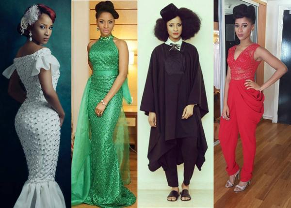Adesua Etomi Nigerian Wedding Guest Style LoveWeddingsNG