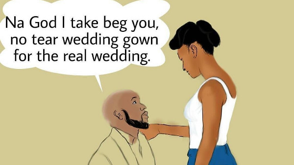 Adesua Etomi & Banky W: The #BAAD17 memes we had to share