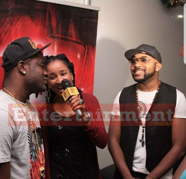 Adesua Etomi and Banky Wellington Engaged LoveWeddingsNG 1