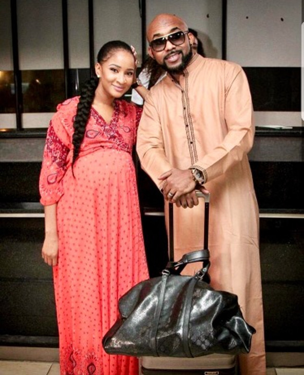 Adesua Etomi and Banky Wellington Engaged LoveWeddingsNG 3