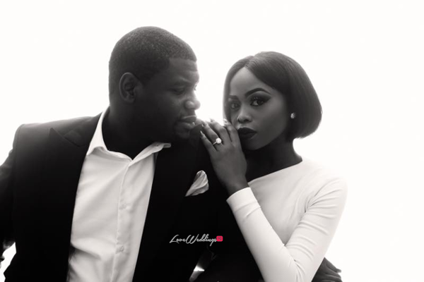 Nigeran PreWedding Shoot Bose Ojo Tokunbo #BToks17 LoveWeddingsNG 22