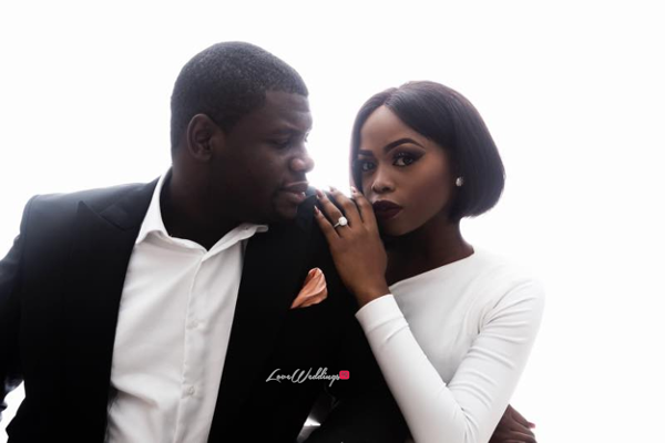 Nigeran PreWedding Shoot Bose Ojo Tokunbo #BToks17 LoveWeddingsNG 23