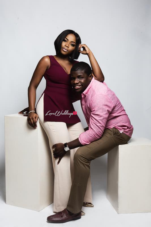 Nigeran PreWedding Shoot Bose Ojo Tokunbo #BToks17 LoveWeddingsNG 5