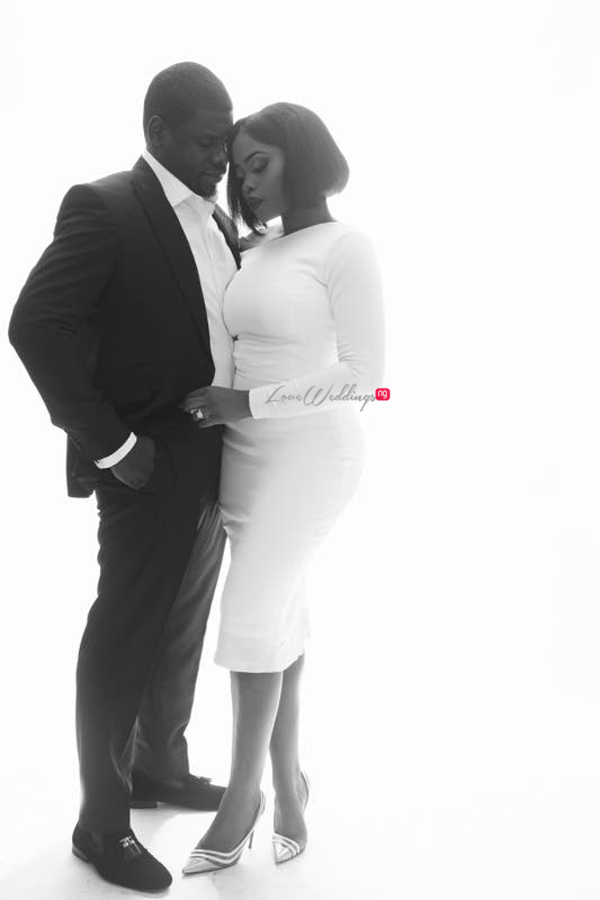Nigeran PreWedding Shoot Bose Ojo Tokunbo #BToks17 LoveWeddingsNG