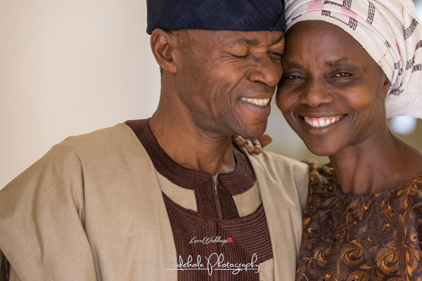 35 Years later, celebrating Nigerian wedding photographer, Jide Kola's parents | #BollyKolly82