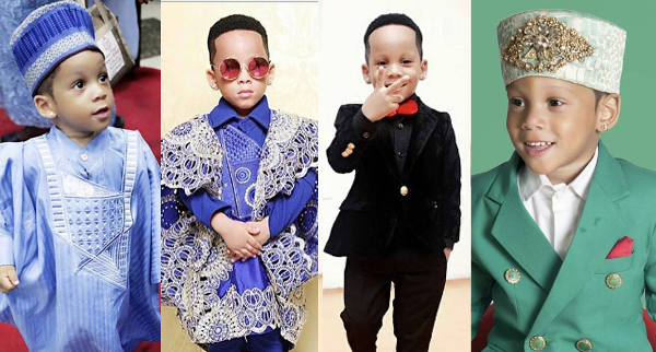 From the Gram with Style | Toyin Lawani's swaggerlicious son @Lordmaine2