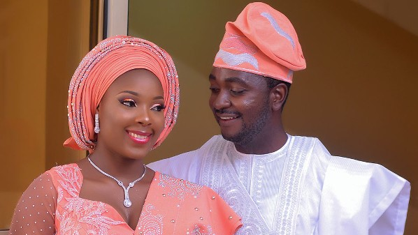 Adaora's four looks for her Traditional Wedding