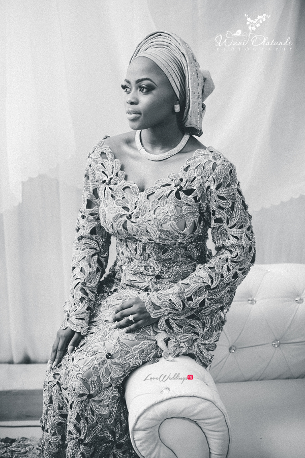 Nigerian Traditional Bride Second Dress Wani Olatunde Photography LoveWeddingsNG 1