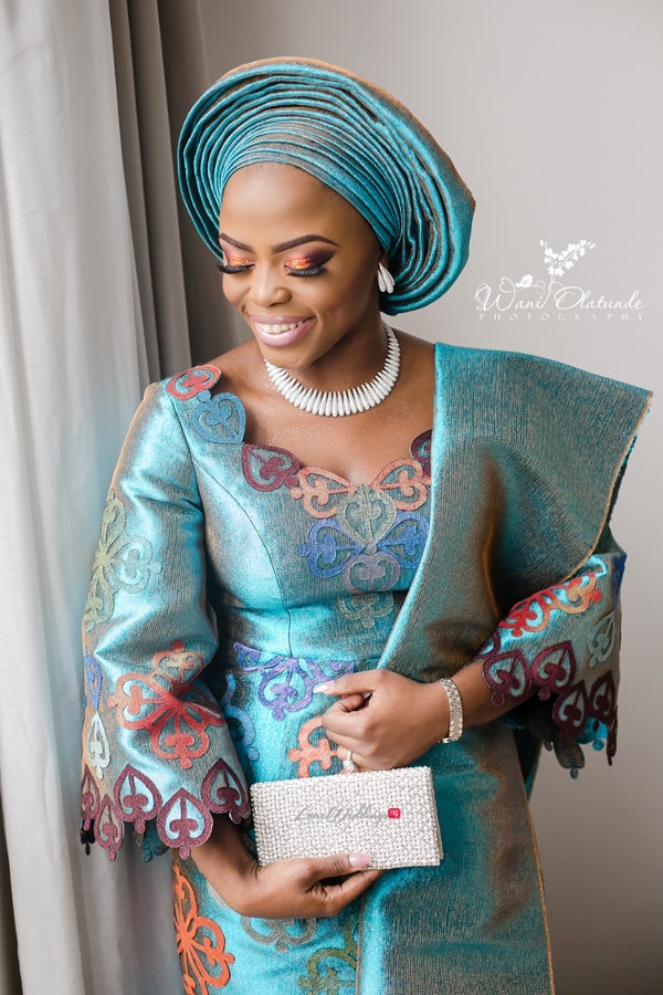 Nigerian Traditional Bride Wani Olatunde Photography LoveWeddingsNG 1