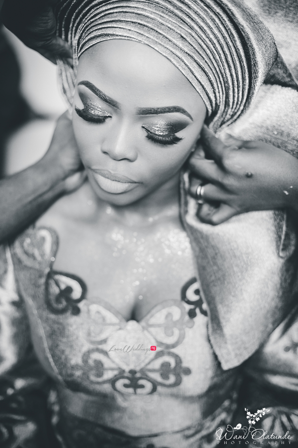 Nigerian Traditional Bride Wani Olatunde Photography LoveWeddingsNG 2