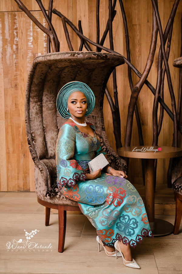 Nigerian Traditional Bride Wani Olatunde Photography LoveWeddingsNG 4