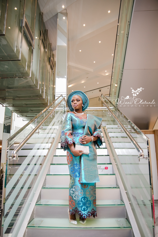 Nigerian Traditional Bride Wani Olatunde Photography LoveWeddingsNG 5