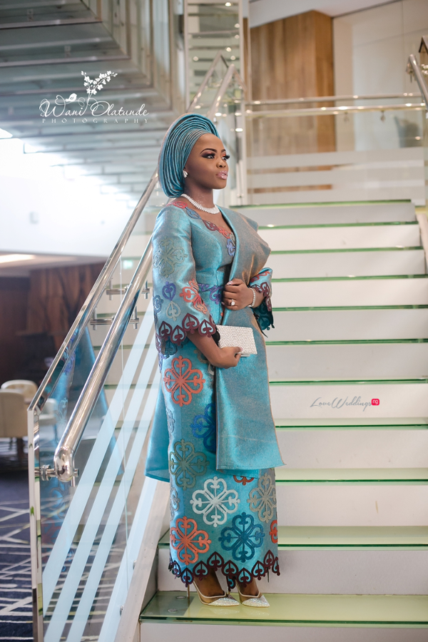 Nigerian Traditional Bride Wani Olatunde Photography LoveWeddingsNG 6