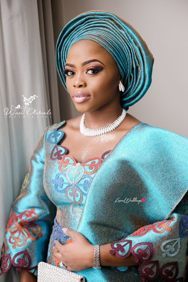 Nigerian Traditional Bride Wani Olatunde Photography LoveWeddingsNG 7