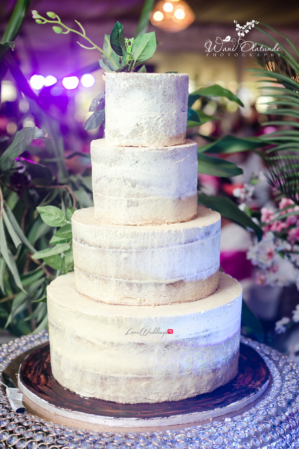 Nigerian Traditional Wedding Cake Wani Olatunde Photography LoveWeddingsNG
