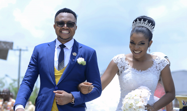 Chidera married Tochukwu, her first boyfriend and best friend