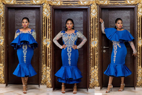 Toyin Lawani's Elegante by Tiannah Styling presents The Transformer Collection LoveWeddingsNG 10