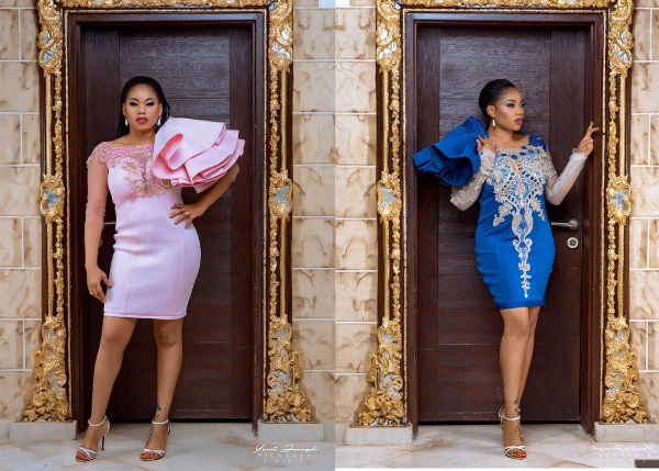 Toyin Lawani's Elegante by Tiannah Styling presents The Transformer Collection LoveWeddingsNG 12