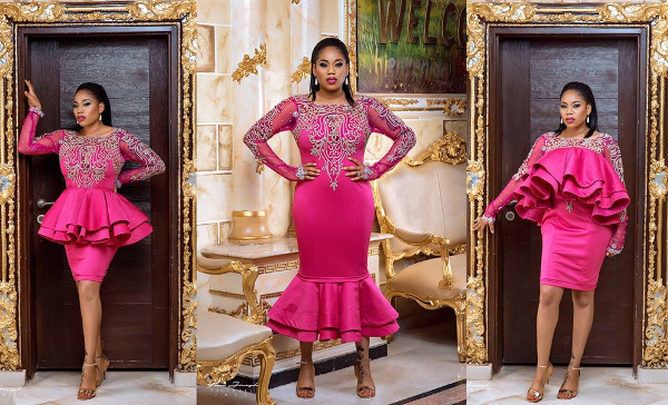 Toyin Lawani's Elegante by Tiannah Styling presents The Transformer Collection LoveWeddingsNG 7