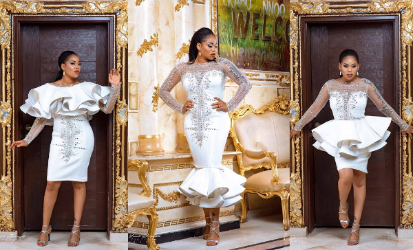 Toyin Lawani's Elegante by Tiannah Styling presents The Transformer Collection LoveWeddingsNG 8